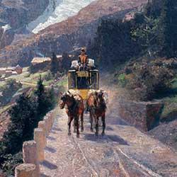 Bild zu Postwege nach Rom